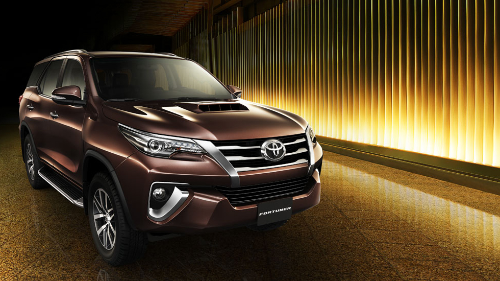 NEW 2016 - 2017 TOYOTA FORTUNER