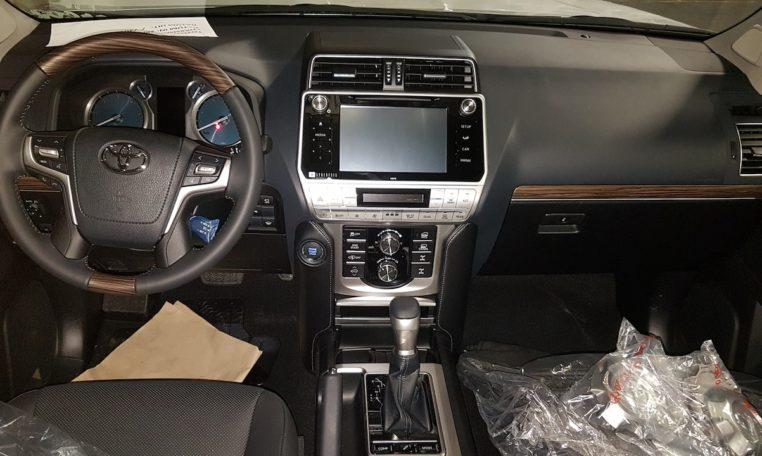 Auto Style Ltd Vehicles Toyota Land Cruiser 150 Prado Vxl