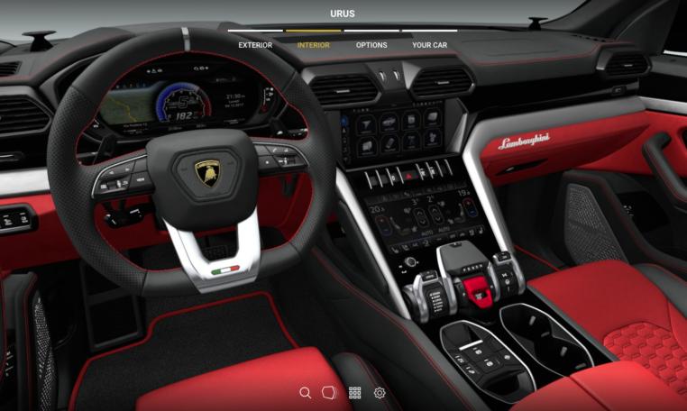 Unique Auto Import >> Auto Style LTD   Vehicles   Lamborghini URUS