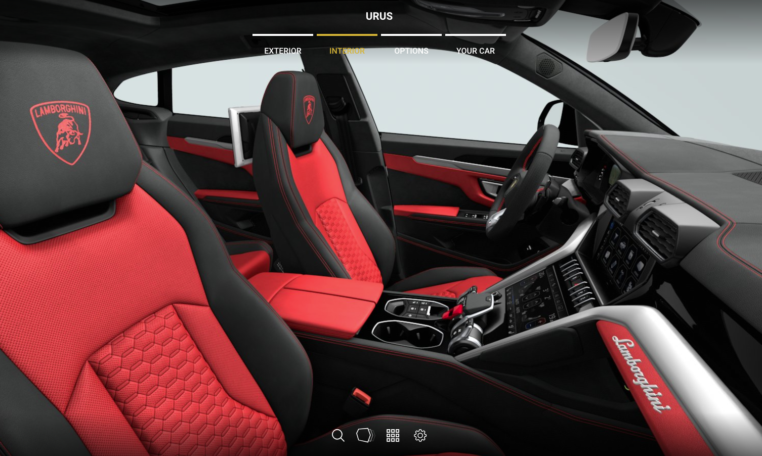 Auto Style Ltd Vehicles Lamborghini Urus