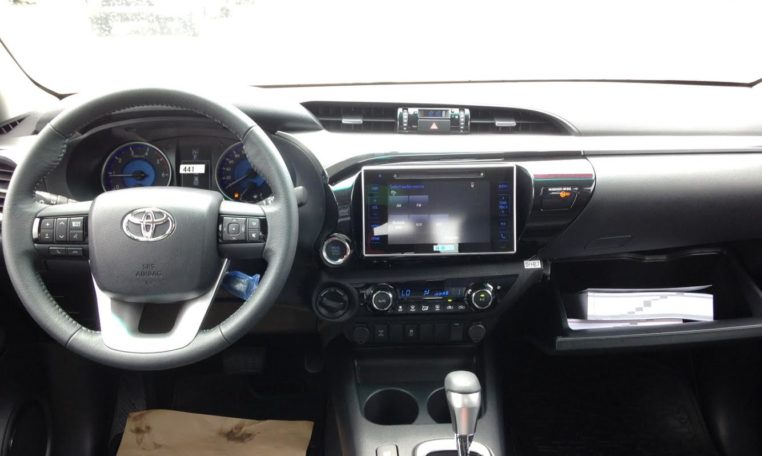 Auto Style Ltd Vehicles Toyota Hilux Revo 2 8l Td At New Facelift Extras