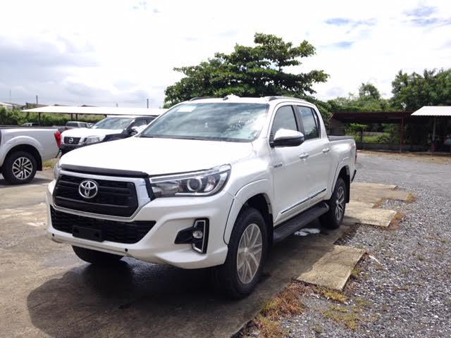 Auto Style Ltd Vehicles Toyota Hilux Revo 2 8l Td At New