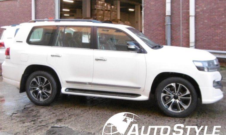 Auto Style Ltd Vehicles Toyota Land Cruiser Lc 200 4 5l Vxl Executive Lounge With Toyota Safety Sense Tss